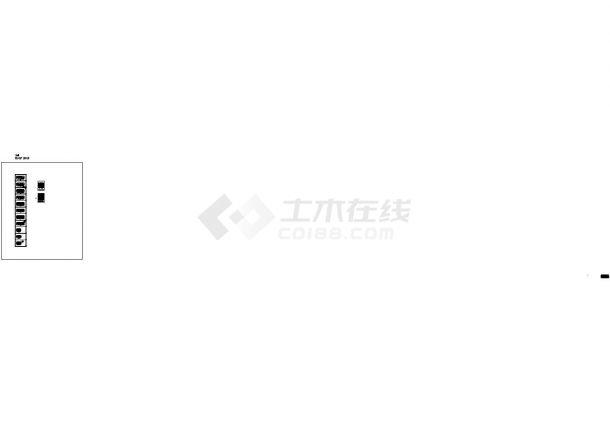 [江苏]科技城住宅区给排水施工图.共十一张(甲级设计院设计)-图二