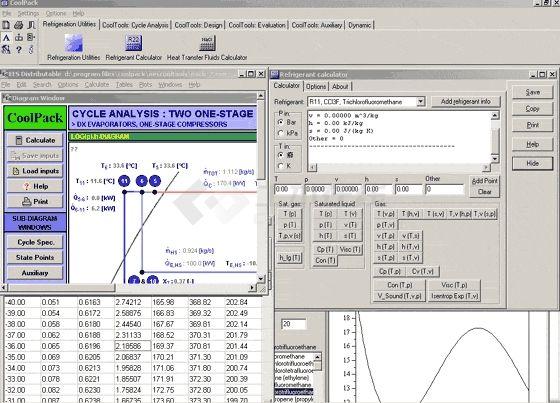 风机选型及性能曲线软件