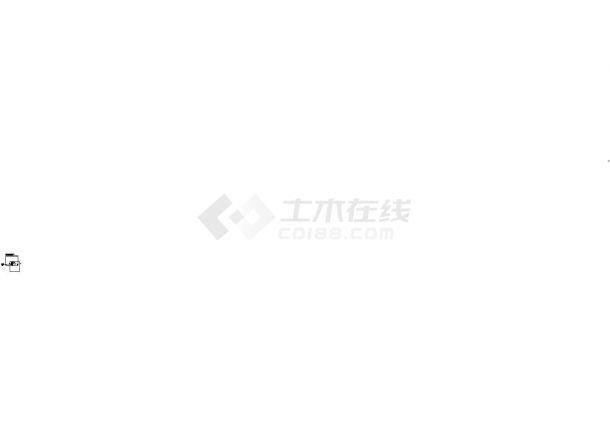 深圳万科商业综合体给排水设计cad施工图(甲级设计院设计,商业建筑给排水图纸)-图二