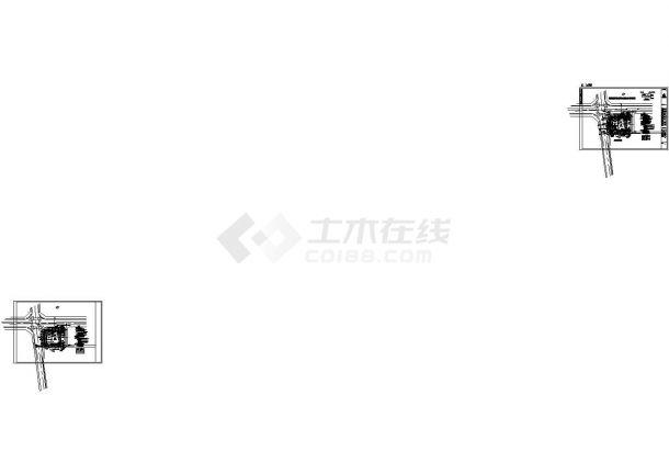 【湖南】高层办公楼给排水消防施工图-图二
