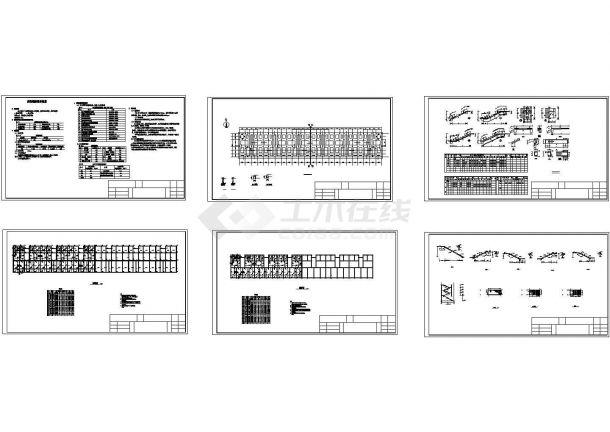 【5层】五层砌体住宅毕业设计图纸-图一