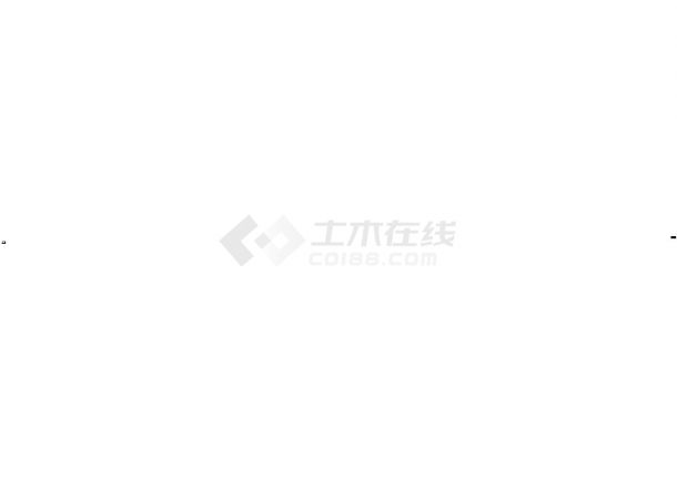 [西安]曲江御园32层剪力墙结构住宅楼建筑施工图-图二