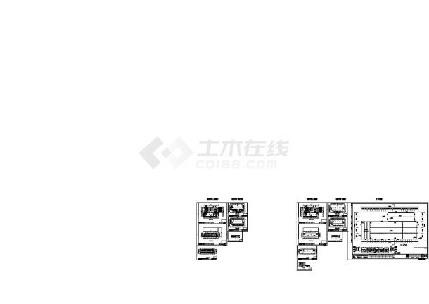 【宁波市】某地研发厂房平面布置图(地处海边)-图一