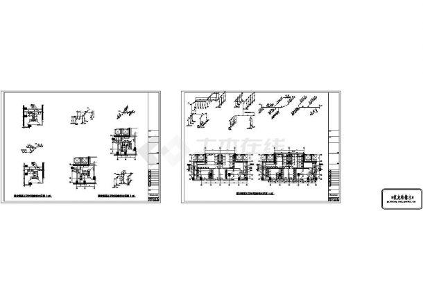 [江苏]43万平综合项目给排水图纸(住宅,办公,商业,酒店,娱乐,餐饮)-图二