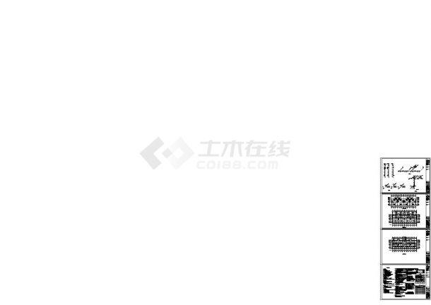 安庆公租房建筑暖通安装施工图(空调,通风,采暖,防排烟)-图二