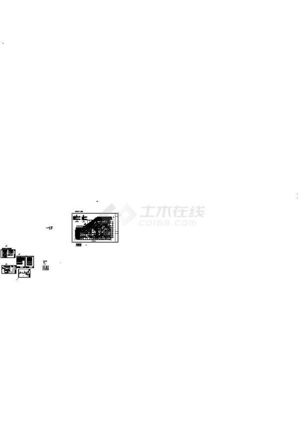 南京大型主题乐园暖通设计施工图(制冷机组)-图二