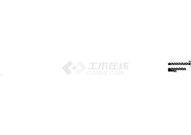 江苏某十八层科技馆给排水系统工程施工CAD图,含设计说明-图二