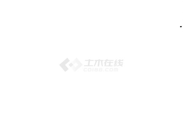 惠州某酒店暖通空调设计cad施工图-图二