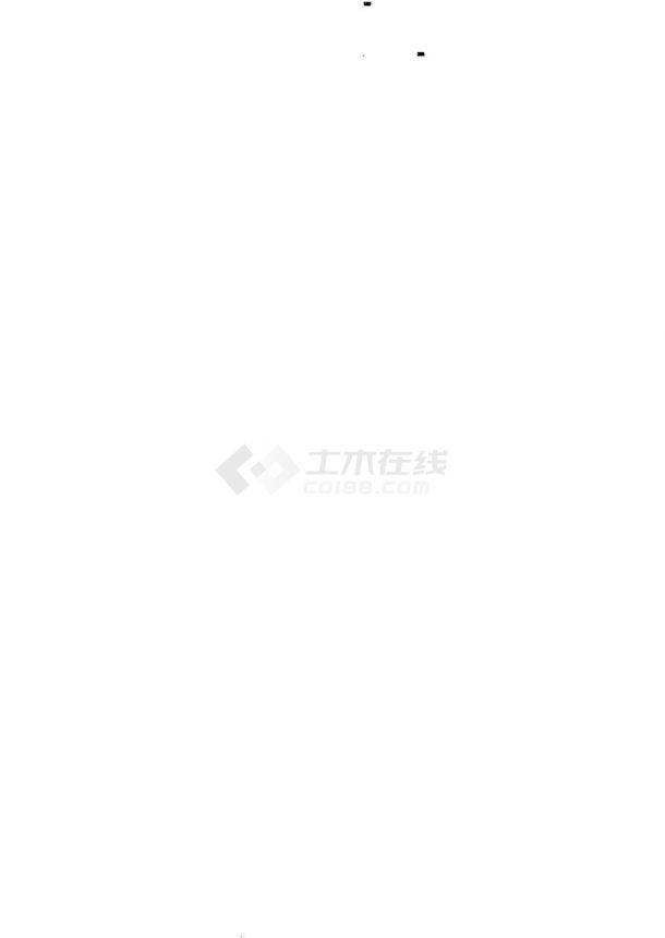 [施工图][安徽]商业建筑电气施工图67张-图一