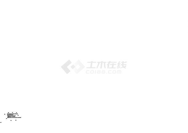[施工图]10Kv商业小区高压配电系统图,共四十三张-图一