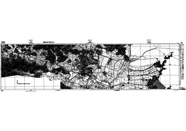 [浙江]河道治理工程施工图设计55张.(标注详细)-图二