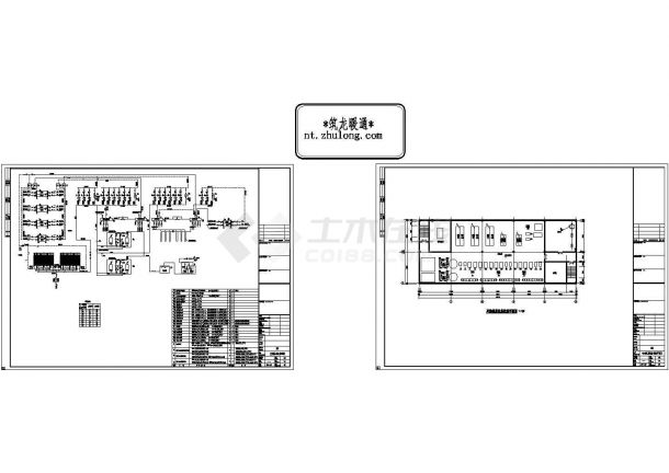 [南昌]多层综合办公楼空调通风设计施工图(空调,通风,其它)-图二