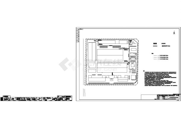 某光伏并网配电柜柜工程设计cad全套电气施工图纸(甲级院设计,14图)-图一