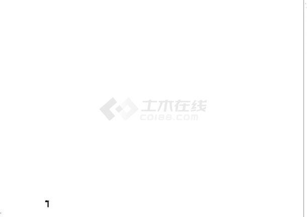 [江苏]某地34层住宅楼给排水消防施工图(冷凝 水系统 绿色建筑)-图一