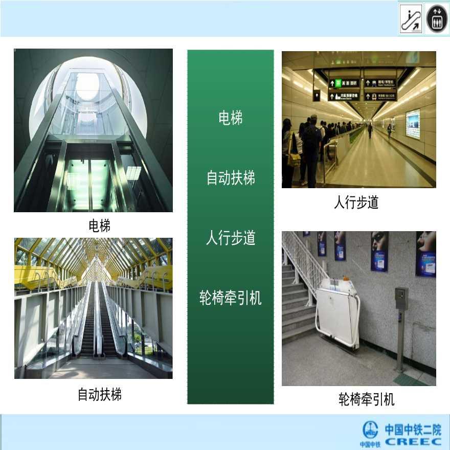 地铁车站自动扶梯电梯相关知识培训讲义-图二