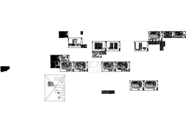 唐山某十二层19957.72平方米研发中心建筑设计图纸-图一