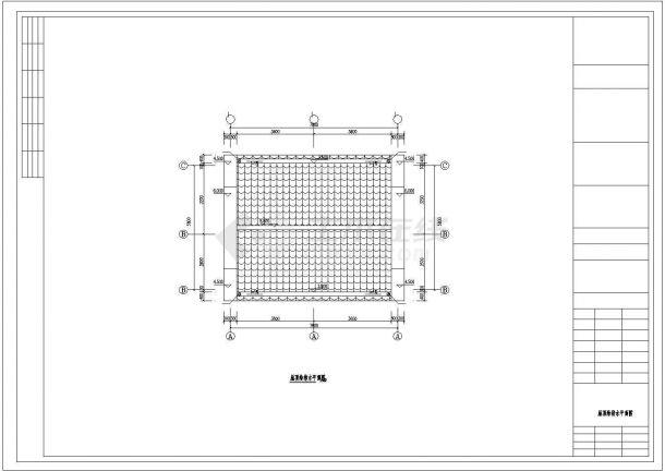 公厕0508修改(含建筑、结构、电气、给排水)-图二