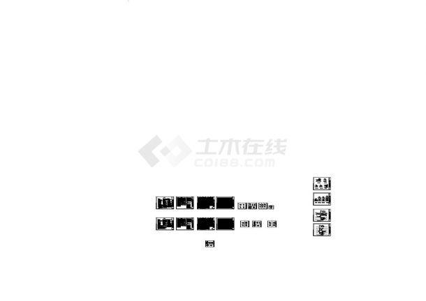 天津师范大学体育馆暖通安装工程施工图-图二