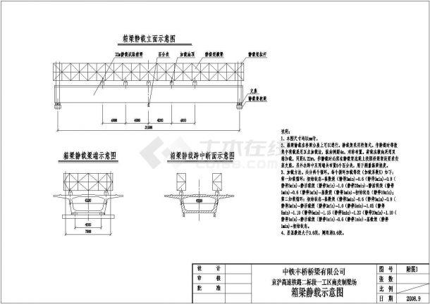 合蚌高速铁路某标段线下工程施工作业指导书合集-图一