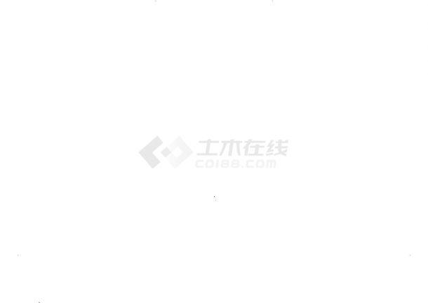 [北京]知名商业办公及住宅安防系统设计图纸二(A地块部分)-图一