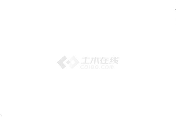 [北京]知名商业办公及住宅安防系统设计图纸二(A地块部分)-图二