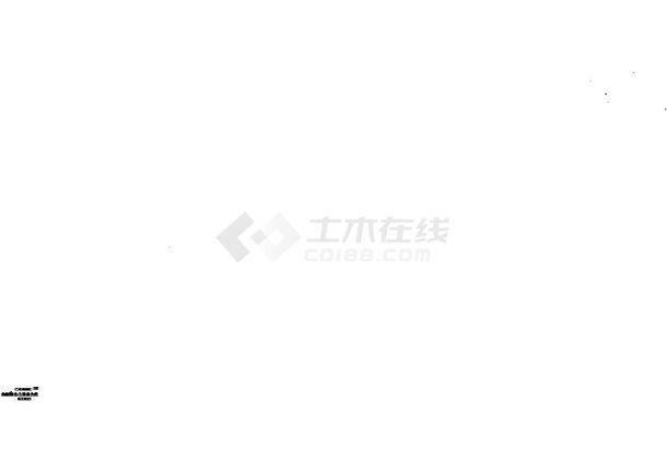 [重庆]某住宅小区全套智能化弱电系统施工CAD图纸设计-图二