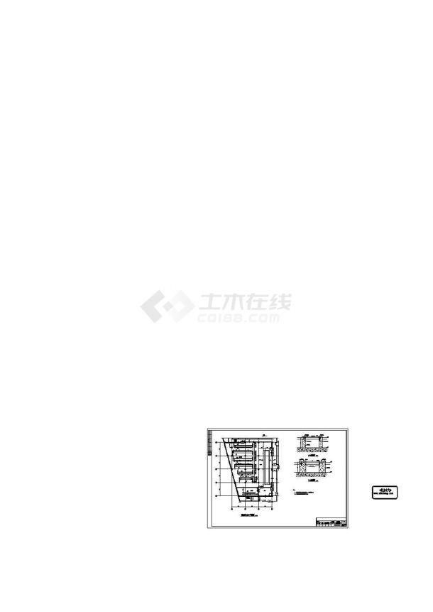 变配电室详细CAD平面布置图-图一