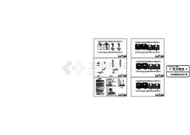 包头某住宅地板辐射采暖施工图设计-图二