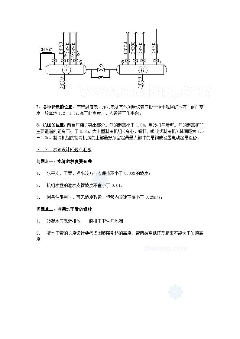 暖通空调设计常见问题与解决方法-图二
