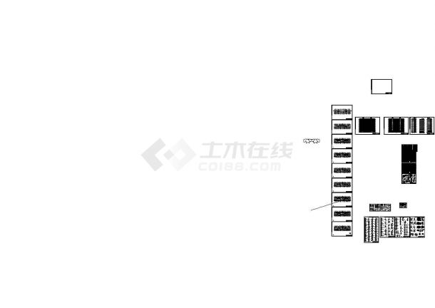 [广东]18层剪力墙结构住宅楼建筑结构施工图(cad图纸,甲级设计院设计)-图二