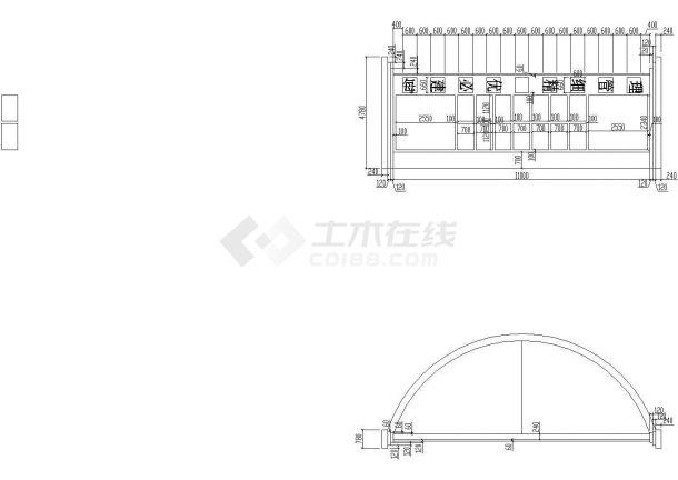 高层剪力墙结构住宅楼工程施工组织设计(含平面布置图)-图一