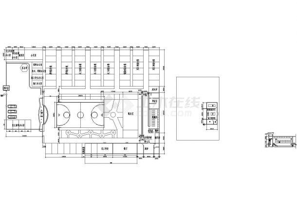 高层剪力墙结构住宅楼工程施工组织设计(含平面布置图)-图二