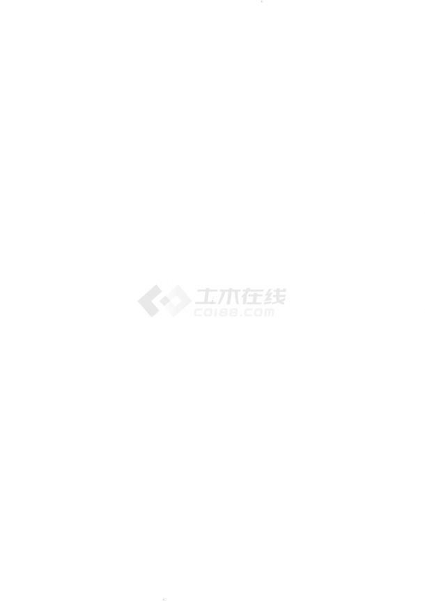 三层东风工业园规划设计cad图(含总平面图)-图一