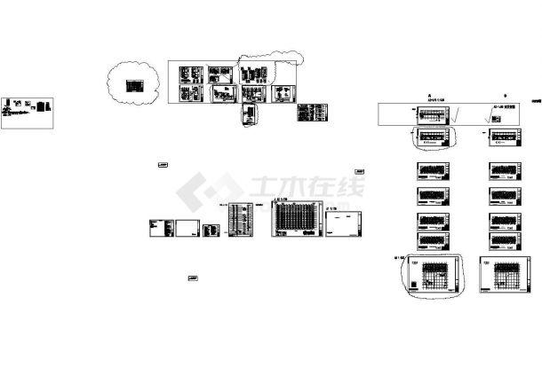 [湖北]国际大酒店暖通空调设计全套施工图纸锅炉房制冷机房(含设计说明)-图二