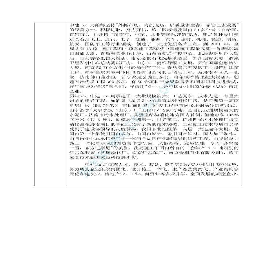 江苏某段高速公路停车区综合楼装饰及安装工程投标书(清单)-图二