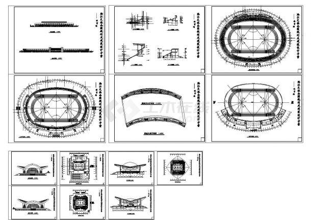 某园规划及建筑设计方案.共十三张-图一