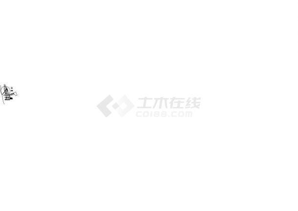 广西省某医 院病房楼施工组织设计-图一