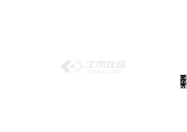 [重庆]多层大型商业楼空调通风及防排烟系统改造设计施工图纸(含机房设计)-图二