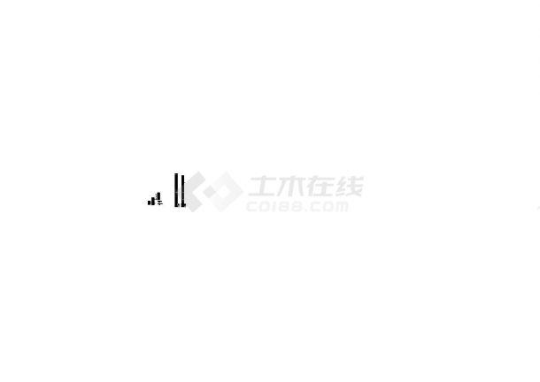 浙江省某地上27层,地下一层商务大酒店暖通空调设计cad全套施工图纸(含设计说明)-图一