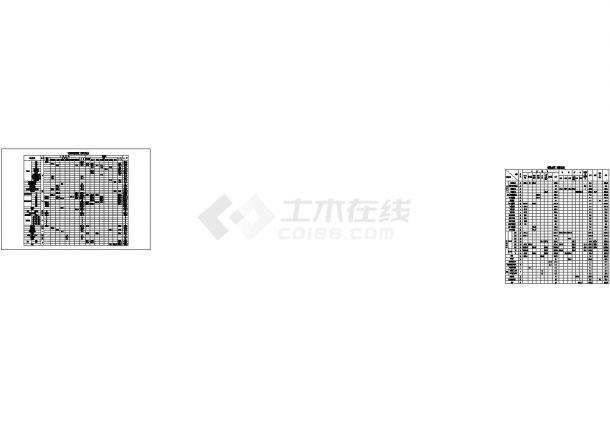 [重庆]26米宽城市次干道桥梁工程设计施工图47张-图一