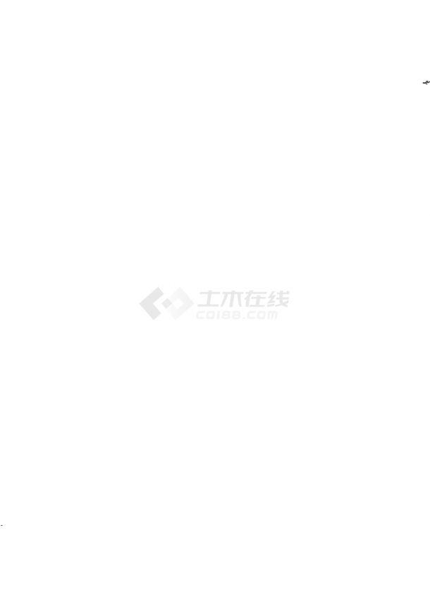[重庆]26米宽城市次干道桥梁工程设计施工图47张-图二