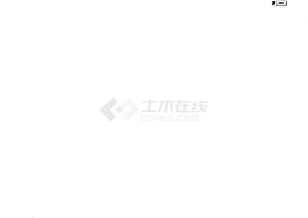 [安徽]高层办公楼给排水施工图(水喷雾系统)(cad,26张)-图二