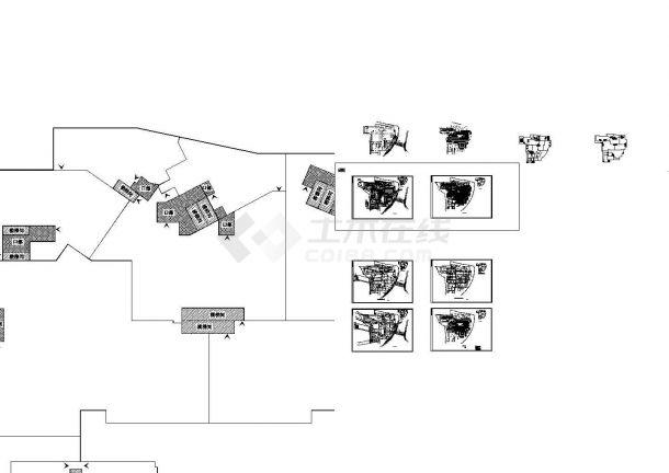 [湖南]商业楼强弱电施工图131张-图二