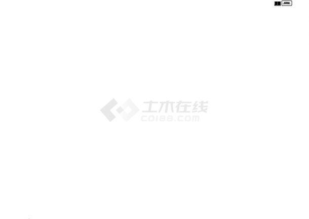 [安徽]高层办公楼给排水施工图(水喷雾系统)(cad,26张)-图一
