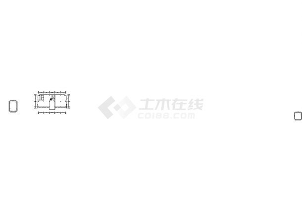 大俊科技产业园区施工图丶带效果图cad施工图设计-图一
