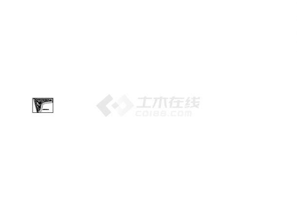 [重庆]生态公园园林景观植物种植cad施工图(甲级设计院设计)-图一