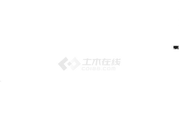 北京市某住宅工程脚手架施工方案(含cad图纸)-图二