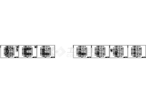高层建筑低温辐射采暖设计施工图-图二