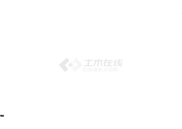 园林景观工程施工图(成都万科城市花园)四-图二