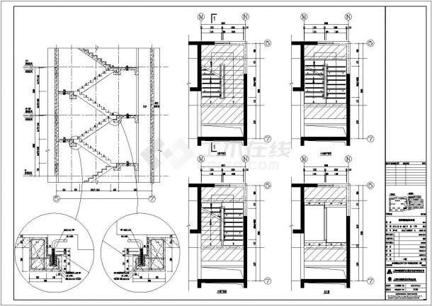 某小区装配式建筑、结构设计图纸(含设计说明)-图一